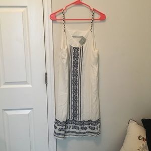 Tobin Embroidered Dress